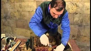 Смотреть онлайн Реставрация старой антикварной мебели своими руками