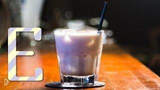 Смотреть онлайн Коктейль белый русский: рецепт состава напитка