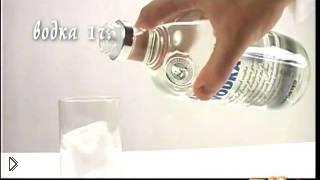 Смотреть онлайн Как сделать алкогольный коктейль отвертка