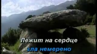 Смотреть онлайн Караоке Михаил Круг – Владимирский централ