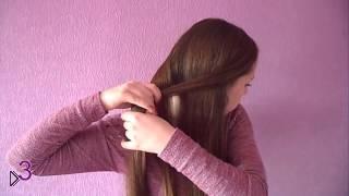Как красиво и быстро сделать прическу - Видео онлайн