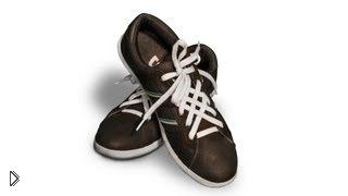 Как красиво и правильно шнуровать кроссовки - Видео онлайн