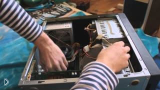 Смотреть онлайн Как нужно правильно чистить компьютер