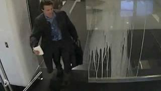 Смотреть онлайн Подборка: люди, которые столкнулись со стеклом
