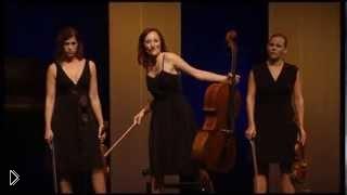 Смотреть онлайн Музыкальная дуэль квартета Salut Salon