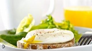 Смотреть онлайн Рецепт быстрого и легкого завтрака