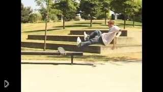 Смотреть онлайн Падения на скейте и эпические провалы скейтбордистов