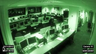 Смотреть онлайн Реальный полтергейст в офисе