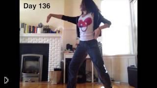 Смотреть онлайн Танец за 365 дней