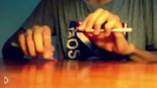 Смотреть онлайн Потрясающий битбокс ручкой