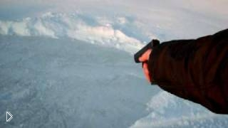 Смотреть онлайн Как себя ведет пуля на льду