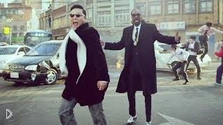 Смотреть онлайн Клип PSY feat. Snoop Dogg - HANGOVER
