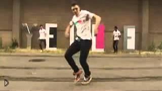 Как танцуют крутой танец тектоник - Видео онлайн