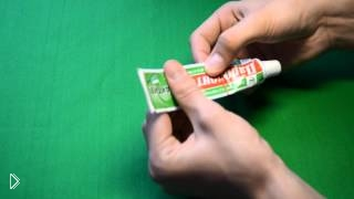 Лайфхак для тюбика зубной пасты - Видео онлайн