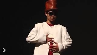 Крутой танец в стиле робота - Видео онлайн