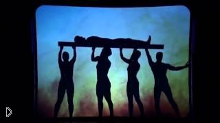 Смотреть онлайн Невероятный танец теней британской команды