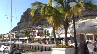 Смотреть онлайн Канарские острова - так выглядит рай