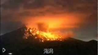 Смотреть онлайн Большой взрыв вулкана