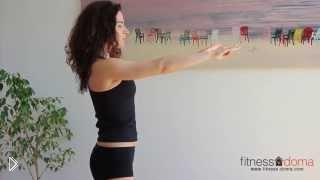 Смотреть онлайн Упражнения для формирования правильной осанки
