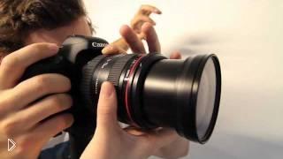Смотреть онлайн Как сделать эффект приближения на зеркалке Canon