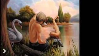 Смотреть онлайн Потрясающие картины: портреты иллюзии