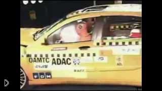 Смотреть онлайн Худшие результаты краш-тестов автомобилей