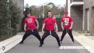 Смотреть онлайн Парни классно танцуют