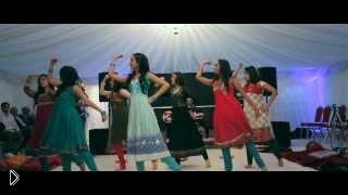 Смотреть онлайн Прикольный индийский танец