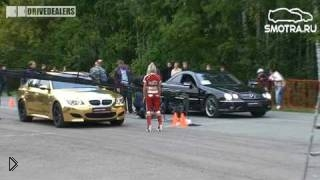 Смотреть онлайн Уличные гонки на крутых машинах