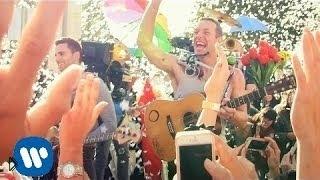 Смотреть онлайн Клип Coldplay - A Sky Full Of Stars