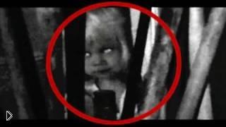 Смотреть онлайн Реальный призрак куклы в доме у леса