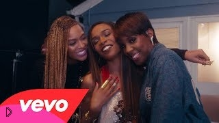 Смотреть онлайн Клип Michelle Williams - Say Yes ft. Beyoncé, Kelly Rowland
