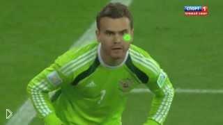 Смотреть онлайн Скандал с Акинфеевым на чемпионате мира по футболу