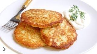 Смотреть онлайн Как вкусно приготовить драники из картофеля