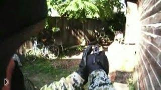 Смотреть онлайн Работа спецназа по задержанию наркоторговца