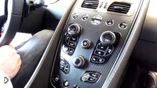 Смотреть онлайн Aston Martin Vanquish обзор характеристик на русском