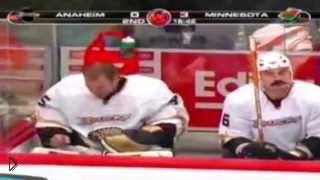 Смотреть онлайн Самые агрессивные хоккейные вратари