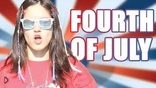 Смотреть онлайн Гимн Дня Независимости в США (4 июля)