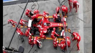 Смотреть онлайн Самый быстрый Пит стоп на Формуле-1