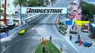Смотреть онлайн Невероятные аварии гонок Формула-1