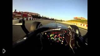 Смотреть онлайн Формула-1 онлайн трек глазами пилота