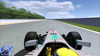 Смотреть онлайн Формула-1 в Сочи демонстрация нового трека