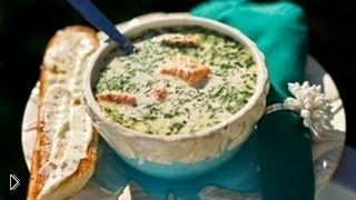 Смотреть онлайн Как приготовить рыбный суп: рецепт