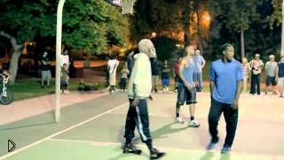 Смотреть онлайн Звезды НБА загриммировались под стариков