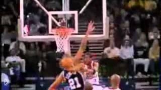 Подборка лучших баскетбольных бросков - Видео онлайн