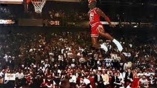 Смотреть онлайн Майкл Джордан самый лучший игрок за всю историю