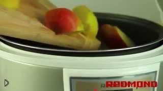 Освежающий напиток из фруктов в мультиварке - Видео онлайн