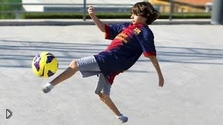 Смотреть онлайн Мальчик без стоп из Бразилии