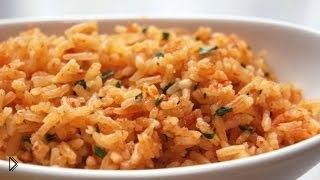 Смотреть онлайн Готовим рис по-мексикански в мультиварке