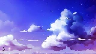 Смотреть онлайн Как поэтапно нарисовать небо и облака карандашом